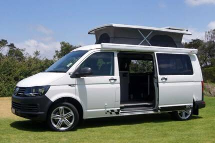 New Volkswagen T6 Turbo Diesel Automatic Kombi Surf Bus