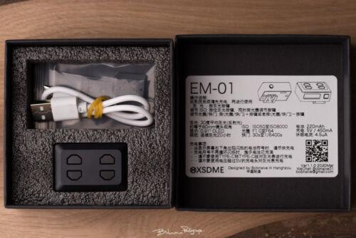 как выглядит Mini EM-01 Photography Luminometer Photometer Set-top Light Meter Hot Cold Shoe фото