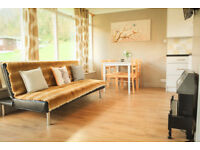 chalet lease for sale £1900 west wales