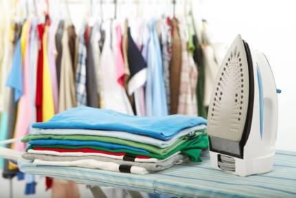 Professional Ironing Service $1.5 per item