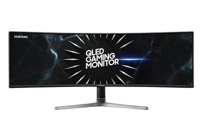 Samsung C49RG90 49 inch LED 120Hz Gaming Curved Monitor - 5120 x 1440, 4ms, HDMI