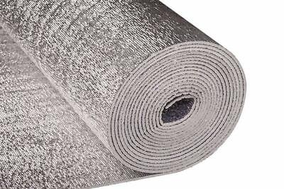 Reflective Foam Thermal Foil Insulation Radiant Barrier 4 Ft X 50 Ft Roll
