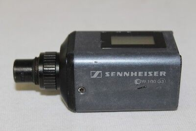 (Sennheiser EW100 SKP100 G3 Wireless Plug On Transmitter B: 626-668 MHz)