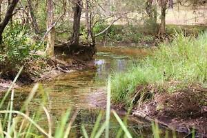 Super Special! 1.8 acs with Creek! Gympie Area Preview