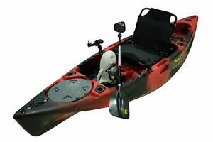 Pedal Kayak Kings Kraft 3.3m single seater Riverhills Brisbane South West Preview