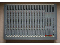 Soundcraft Spirit Studio 24-8-2 mixing console