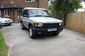 Landrover Discovery - Excellent Condition, Rarely Used - 59700 Miles, Second Owner