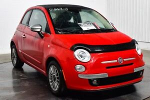 2013 Fiat 500C LOUNGE CONVERTIBLE A/C CUIR MAGS