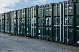 20ft Storage Container To Rent. Secure & Dry, Located in Wrotham