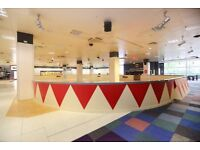 Rent Space for Fitness, Dance Roller Fit in Ocean Terminal Edinburgh