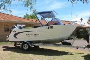 Trailcraft 2015 525 Freestyle Runabout Busselton Busselton Area Preview