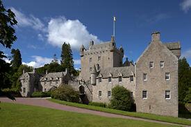 Seasonal Gardeners - Cawdor Castle