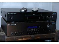 Cambridge Audio Topaz SR10 Receiver & Azur 351C Cd Player