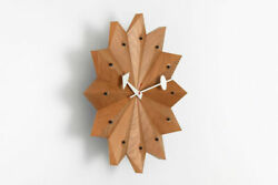 Fan Clock by Vitra George Nelson Authentic Item Authorized Dealer