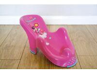 Disney anatomic bath support seat (Minnie Mouse) pink