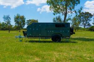 Star Vision Galaxy PX1 pop-top Camper Trailer Landsdale Wanneroo Area Preview