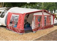 Dorema Caravan Awning Full Size (15)