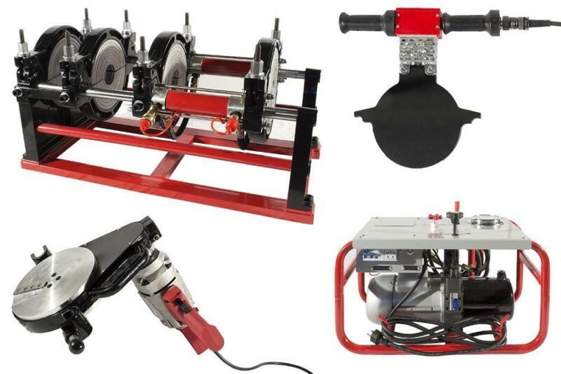 PVC pipe welding 3.65kW/110 (LHC200)