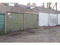 Lock up Garage to rent in town centre