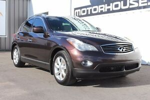 2010 Infiniti EX35 AWD CLEAN CARPROOF!