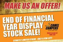 CAMEL CAMPER TRAILERS - EOFY SALE ON NOW! SAVE $$$ - AUSSIE MADE! Slacks Creek Logan Area Preview