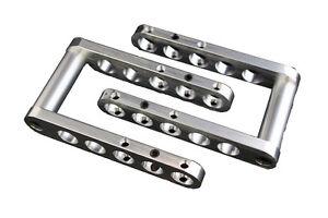 NEW-Racing-Go-Kart-Cart-Billet-Aluminum-Pedal-Extensions-Extenders-Extra-Long