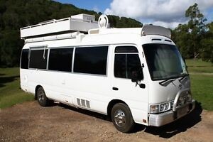 Toyota Coaster Motorhome For Sale Pomona Noosa Area Preview