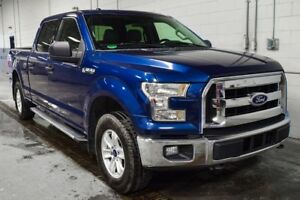 2015 Ford F-150 XLT CREW 4X4 V8 MAGS