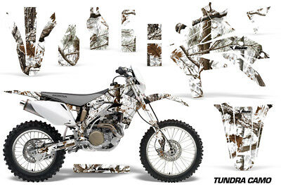 Dirt Bike Decal Graphics Kit Sticker Wrap For Honda CRF450X 2005-2016 TUNDRA