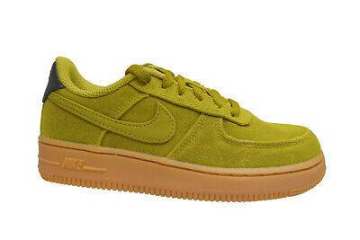 Kids Nike Air Force 1 LV8 Style (PS) - AV3525300 - Camper Green