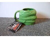 Marvel Avengers Hulk novelty mug - NEW
