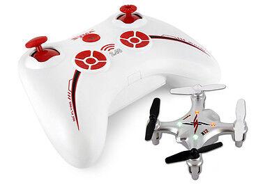 Syma X12 Nano 6-Axis Gyro 4CH RC Quadcopter (Melodious) - Mini & RTF Ready-to-fly
