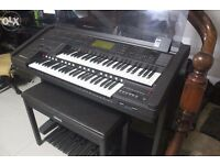 EL90 Yamaha Organ in 100% fully working order