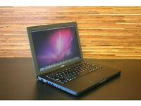 "13"" Black Apple MacBook 2Ghz 2GB 120GB Logic Ableton Microsoft Office Final Cut Pro Adobe Suite"