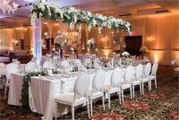 Event planning , décorations, catering