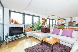 Beautiful 2 Bedroom, 2 Bathroom Property with River Views - Greenwich SE10