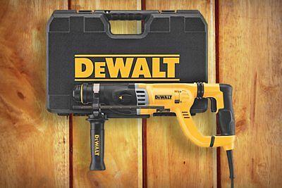 Dewalt D25263k 1 18 D-handle Sds Rotary Hammer