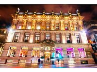 Late Night Host/Receptionist - The Corinthian