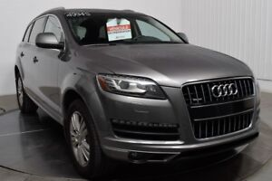 2013 Audi Q7 AWD CUIR TOIT PANO 7 PASSAGERS