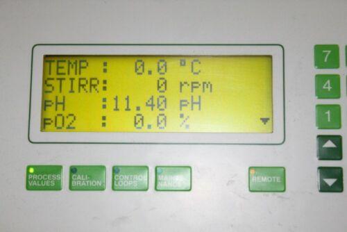 B Braun Biostat B Fermentation Cell Culture Bioreactor Control Tower