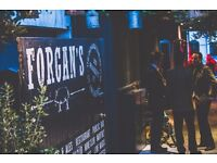 Chef de Partie - Forgan's Broughty Ferry - up to £9 per hour