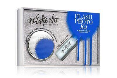 Cheap Makeup Kits (The Estee Edit Flash Photo Travel Kit: Photo Gloss + Powder Compact ~NEW IN BOX)