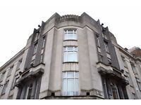 City centre furnished 2 bedroom flat - £800 pcm include gas, elec, water