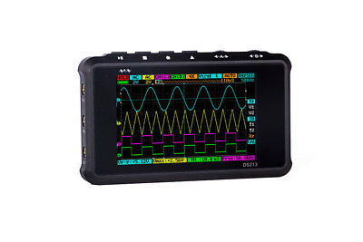 Arm Dso 213 Nano Pocket-sized Digital Oscilloscope