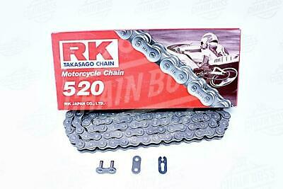 RK Chains 520 x 120 Links Standard Series  Non Oring Natural Drive Chain
