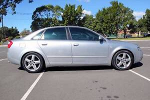 Audi A4 B6 1.8T Leather + SunRoof Chatswood Willoughby Area Preview