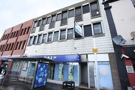Office space, 1st Floor, suitable for variety of uses, Paisley, across from Abbey & Town Hall