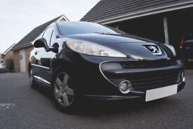 Peugeot 207, 2006, MOT 03/2019