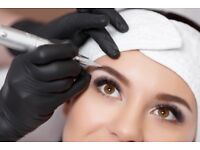 Beautiful eyebrows / semi-permanent makeup in Ayrshire