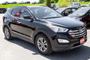 2016 Hyundai Santa Fe Sport FWD 4dr 2.4L One Owner No Accidents